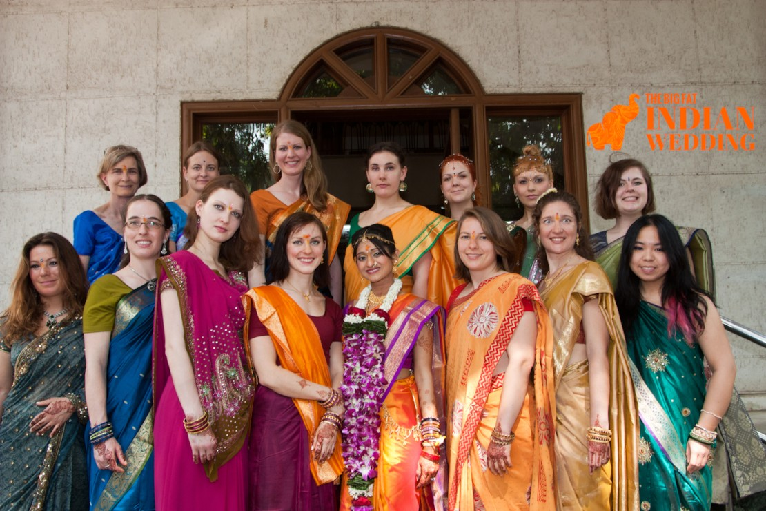 What To Wear To An Indian Wedding.Indian Wedding Guests Wearing Saris The Big Fat Indian Wedding
