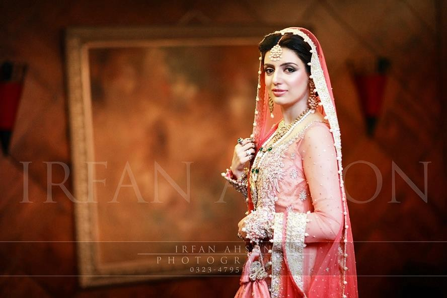 51 Inspirational Red Pakistani Bridal Outfits By {Irfan Ahson Photography}