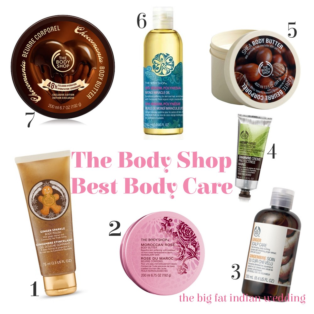 The body shop india online shopping