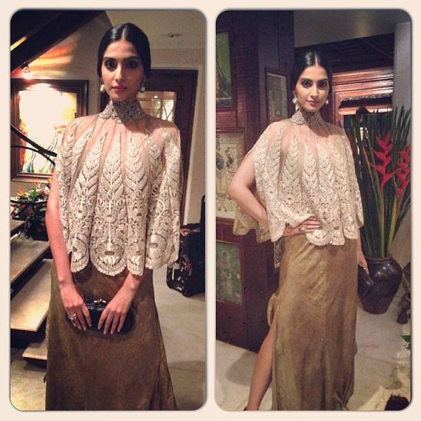 A Look at Sonam Kapoor's Fashion: The Style Goddess - The ...
