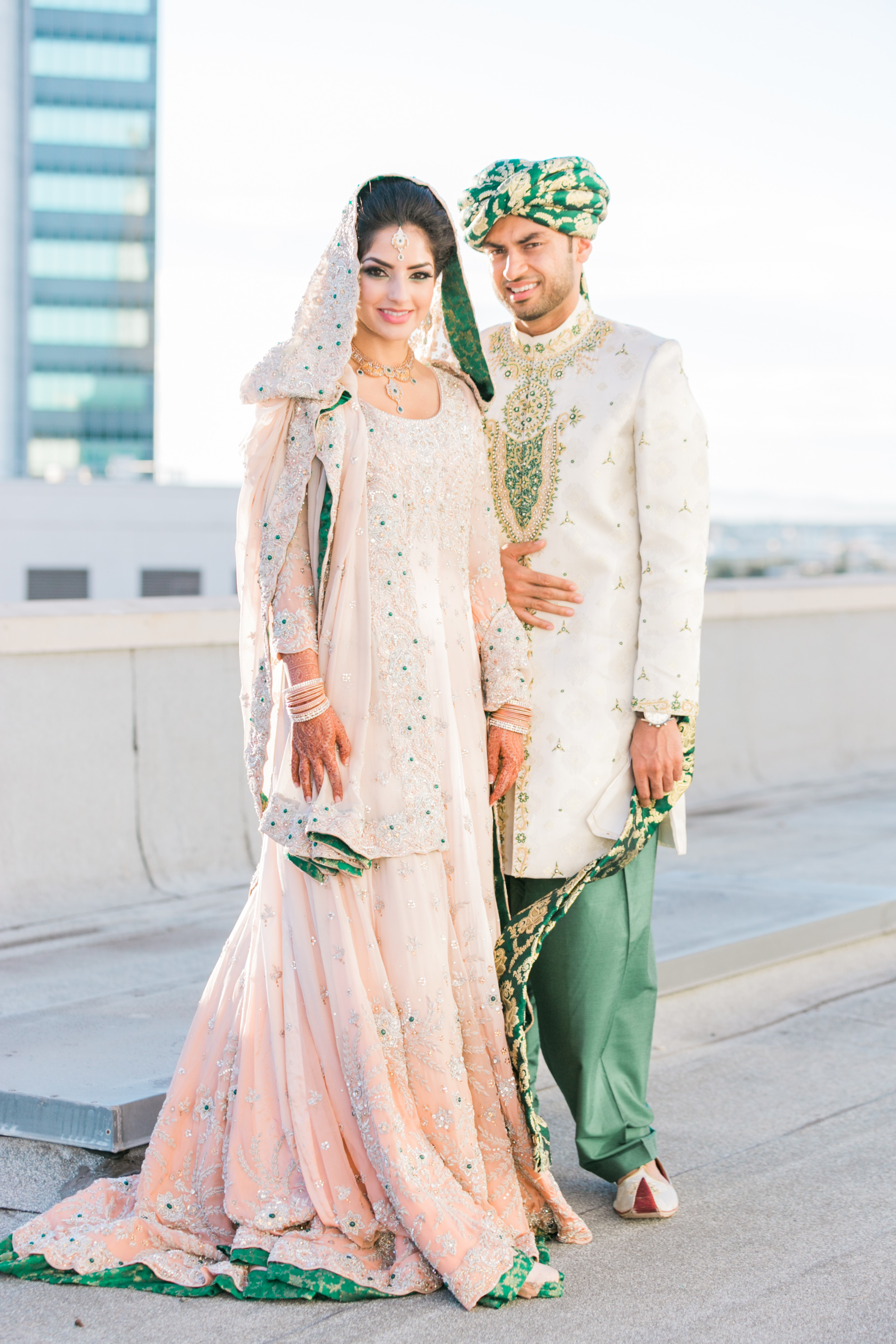 Nadia humair 39 s romantic and dreamy traditional pakistani for Pakistani wedding traditions