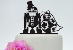 15 Adorable Wedding Cake Toppers You Need to See