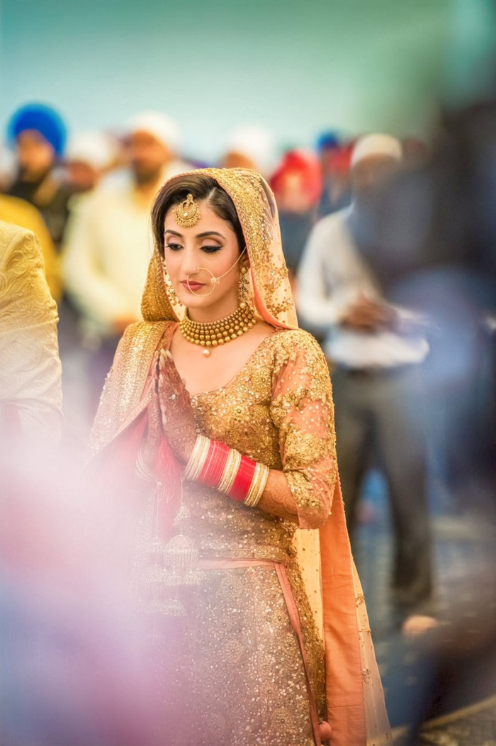 Glamorous Punjabi Wedding Australia The Big Fat Indian