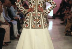 Rohit Bal's Black and Red Moody Bridal Collection