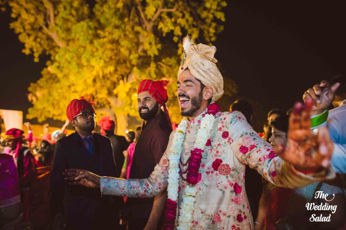 We Are Continuing The Festivities Of Purva And Shivams Marwari Wedding In Rajasthan Both Being They Had A Colorful Bohemian Inspired