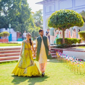 Bohemian Marwari Wedding at Jai Mahal Palace {Rajasthan} Part II