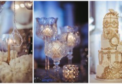 Regal Gold & Red North Meets West Wedding {Toronto}