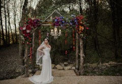 Glamorous & Moody Indian Styled Shoot {Tennessee}
