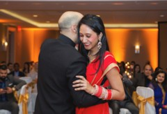 Indian Wedding Reception in Atlanta by McSween Photography