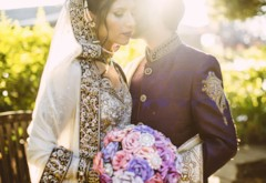 Intimate Muslim Wedding at Los Altos History Museum