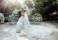 The Most Magical Wedding at Disneyland
