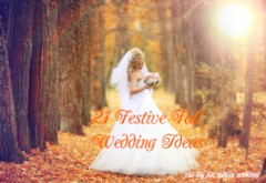 Festive Fall Wedding Inspiration You Haven't Seen Before