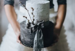 Grey & White Wedding Inspiration