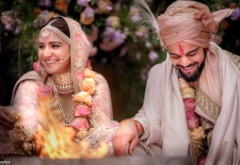 Inside Look! Anushka Sharma & Virat Kohli's Bollywood Tuscan Wedding