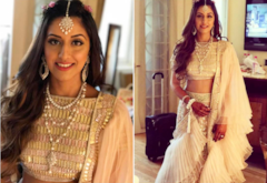 Radha Kapoor and Aditya Khanna's Bollywood Wedding