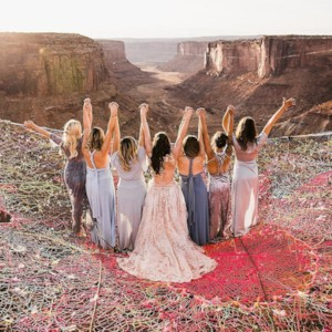 The Must Have Bride & Bridesmaids Photos