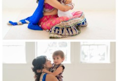 Creative Family & Maternity Photos - 3 Year Series at the Same Venue
