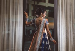 Modern Telugu & Gujarati Hindu Wedding at the Hyatt Regency Burlingame