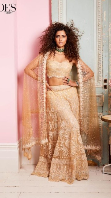 Stunning! Sonam Kapoor Ahuja in Tahiliani's India by the Nile Collection